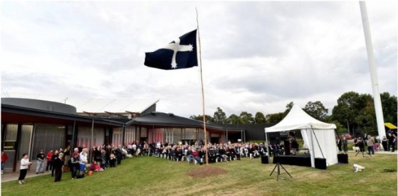 Eureka Flag Commemoration 2014
