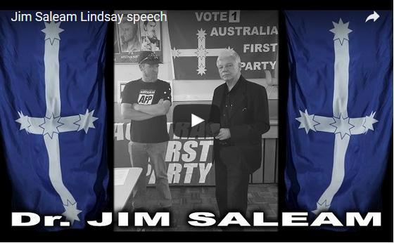 Jim Saleam Lindsay Speech May 2016