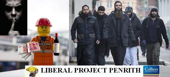 Liberal Fiona Scott development plans for Penrith