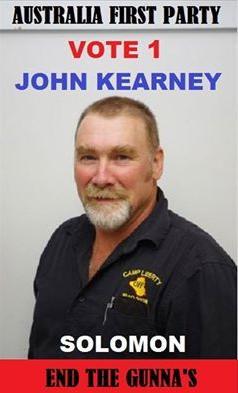 John Kearney for NT