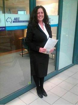 Susan Jakobi, Australia First Party Lalor