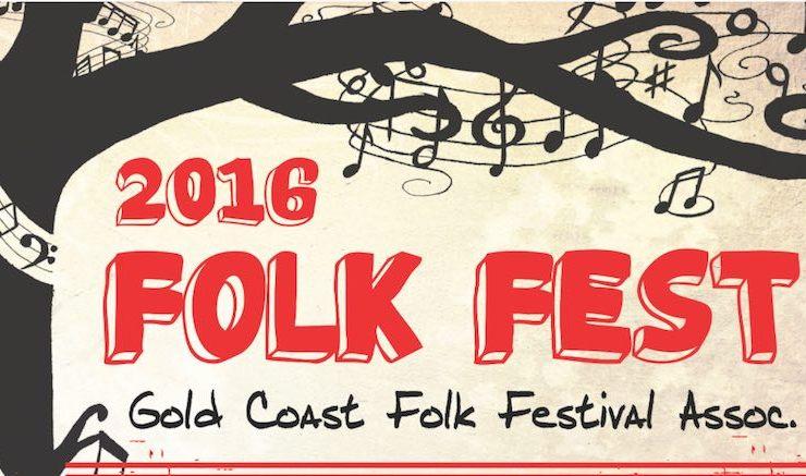 2016 Gold Coast Folk Festival