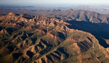Flinders Ranges National Park, Australie Méridionale