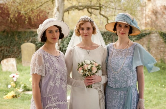 Lady Sybil and Lady Mar