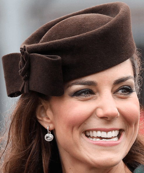 Catherine attending the Royal Family's Christmas Day church service, 2014. Source: Chris Jackson / Getty Images.