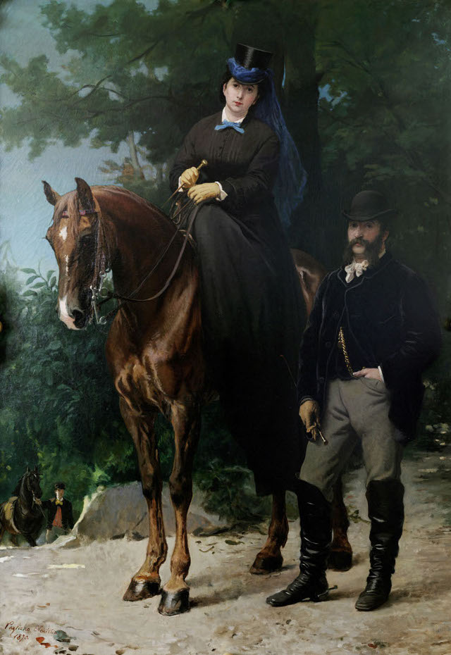9 Equestrian Paintings From The Victorian Era Angela Bell