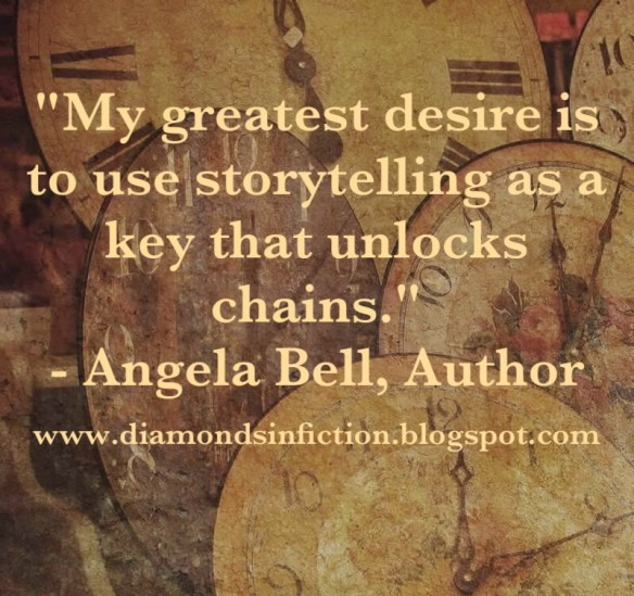 Angela Bell Quote