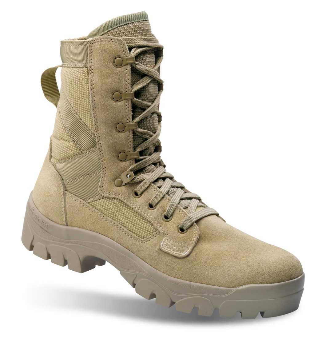 what boots are authorized in the army