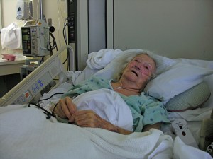 elderly-hospital-bed