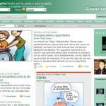 Capazitados, el periódico de las aportaciones de la comunidad de usuarios con discapacidad 2.0