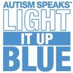 Light It Up Blue: Un mensaje y una canción