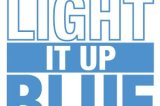 Light It Up Blue: Un mensaje y una canción