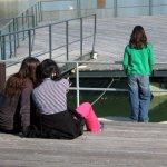 Adolescentes con autismo, adolescentes sin amigos