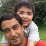 Santi, yo y el Asperger