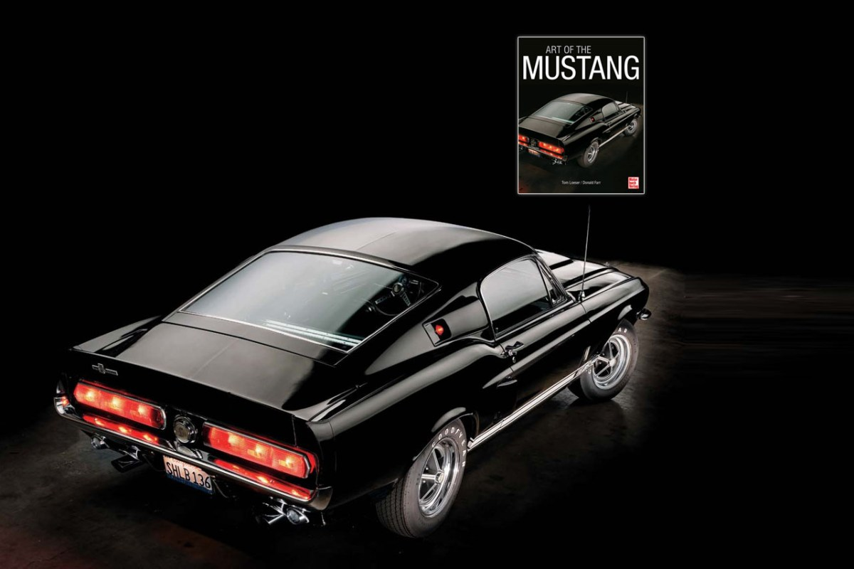 Buchbesprechung – Art of the Mustang