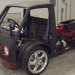 Hayabusa Reverse Trike 3