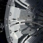 Trent 1000 engine replica in lego2