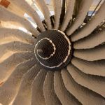 Trent 1000 engine replica in lego3