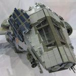 Adrian Drak's Lego Firefly Serenity model  1