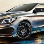 Mercedes-Benz CLA, the baby CLS 2