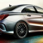Mercedes-Benz CLA, the baby CLS