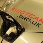 Oxford University iPhone controlled RobotCar 3