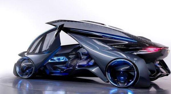 Chevy FNR Concept