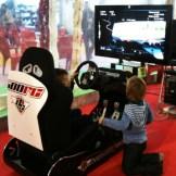 Simulador de turismo DRIVE SEAT 500RC en Pekelandia Winter Park Zamora