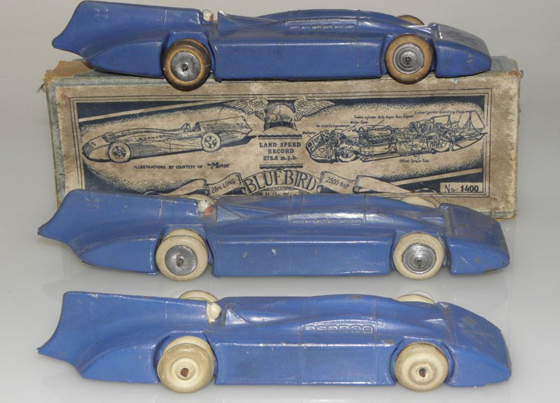 Bluebird Britains de fabrication anglaise