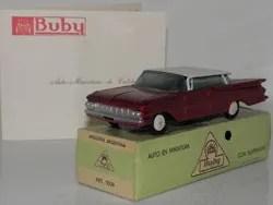 Buby Chevrolet avec carte de voeux signé Mr Mahler