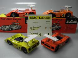 Mac Laren M8B Solido