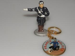 le porte clefs des amis des motards !