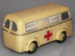 prototype Peugeot D4A ambulance