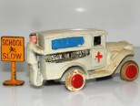 Savoye fourgon ambulance