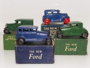 Tootsietoys et Barclay Ford A