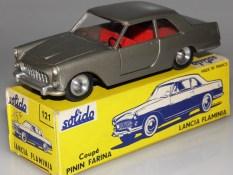 Solido Lancia Flaminia avec phares strass et jantes en acier