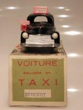 Minialuxe Peugeot 203 break taxi