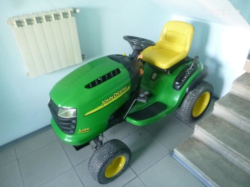 Medium Of John Deere L120
