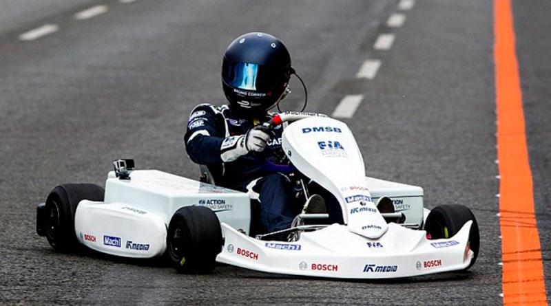 Kart-FIA-electrico