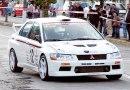 Carlos Palacios ganó el circuito urbano en Pelileo