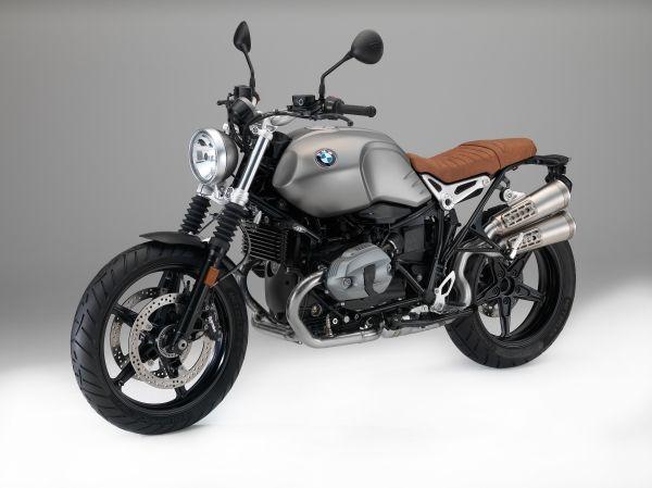 La nueva BMW R nineT Scrambler