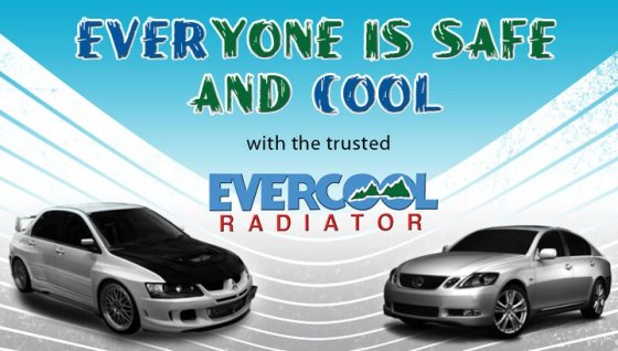 Evercool Banner