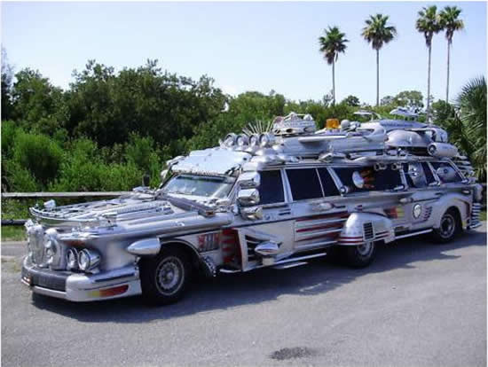 Weird Limo Design