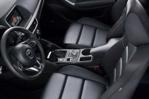 2015 Mazda CX-5 Interior