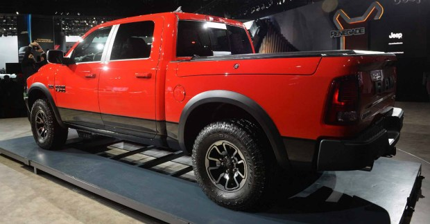 Ram Rebel Detroit Auto Show