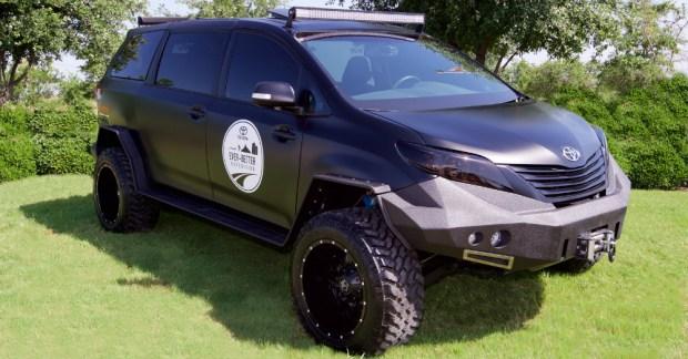 Toyota UUV