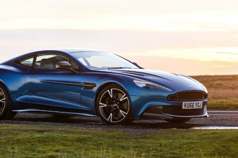 2017 Aston Martin Vanquish Exclusively Amazing