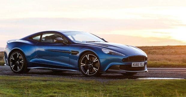 2017 Aston Martin Vanquish Exclusively Amazing