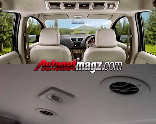 AC Double Blower Suzuki Ertiga vs Chevrolet Spin