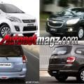 Chevrolet, Suzuki Ertiga Vs Chevrolet Spin: Komparasi Suzuki Ertiga vs Chevrolet Spin